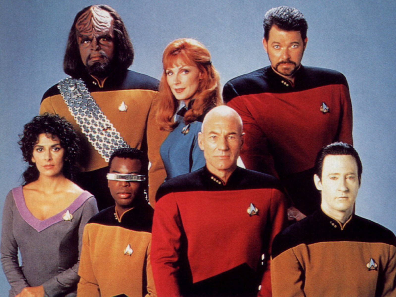 Star Trek Characters Pictures Which Star Trek Tng Character