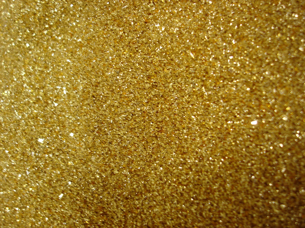 Twitter Background Glitter Gold