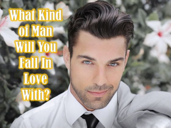what kind of man will you fall in love with playbuzz