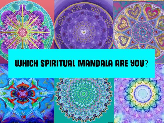 Your Choices In Life Determine Which Spiritual Mandala You Are!