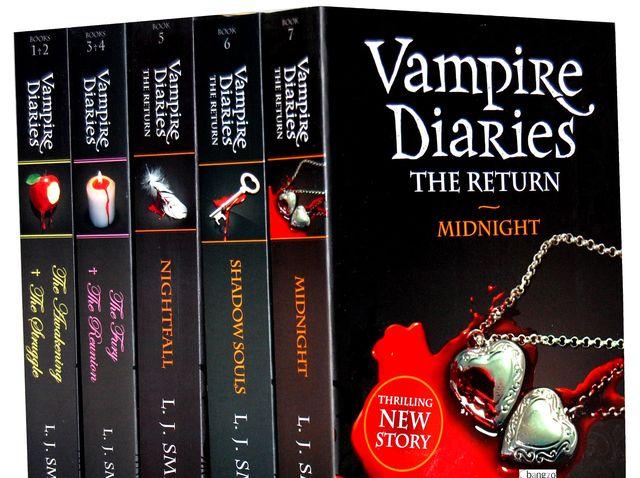 дневники вампира заключительна седьмая книга