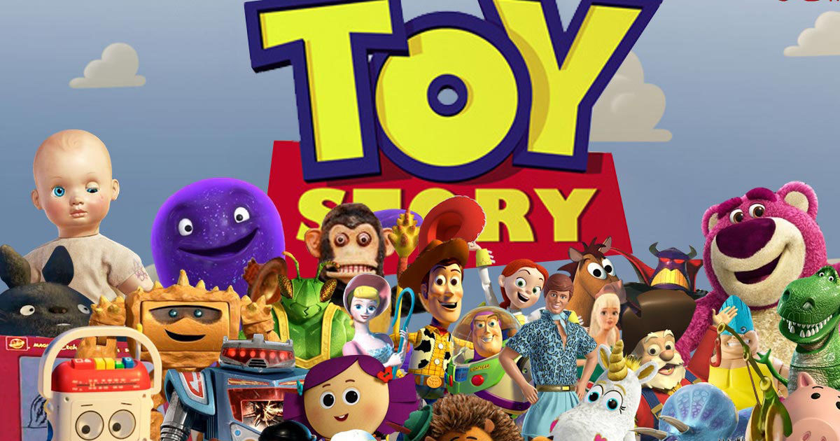 Can You Name These 15 Characters From Toy Story? | Playbuzz