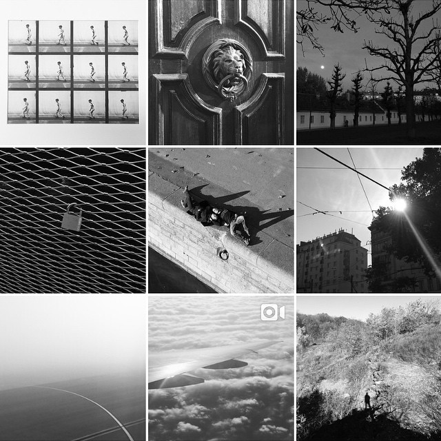 7 Black And White Photos Instagram