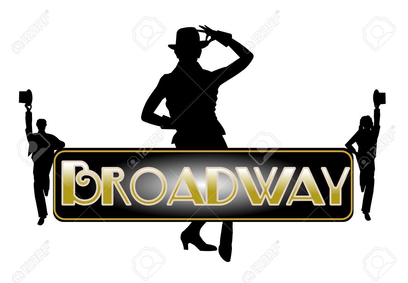 Clip Art Broadway Show – Cliparts
