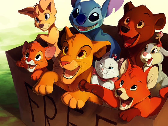 Which Disney Animal Should You Name Your Pet After?