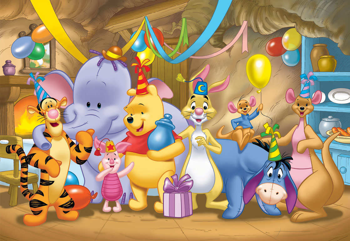 Which winnie the pooh character are you playbuzz voltagebd Gallery
