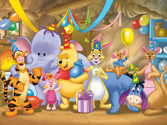 which winnie the pooh character are you playbuzz