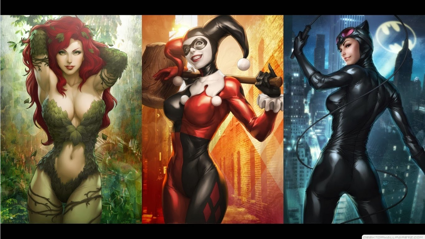 which female dc villain are you playbuzz