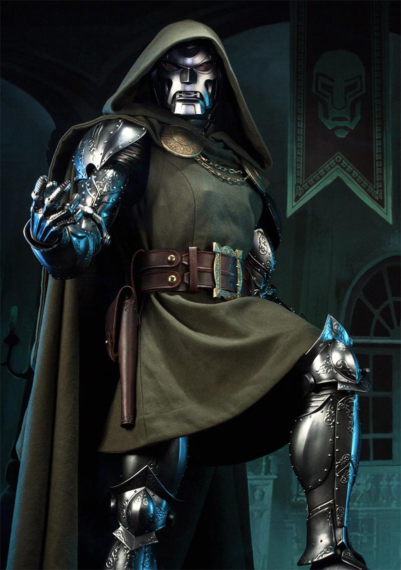 Fantastic Four 2005 Doctor Doom