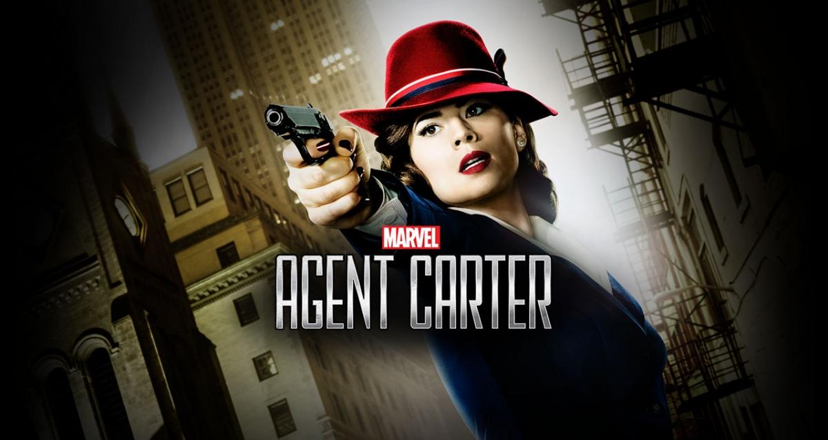 Agent Carter 1x07, 1x08 y 2x01 Espa&ntildeol Disponible
