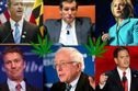 Which 2016 Presidential Candidates Were Potheads?