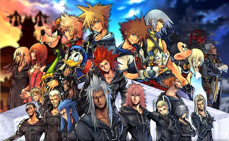 Kingdom Hearts скачать торрент - фото 5