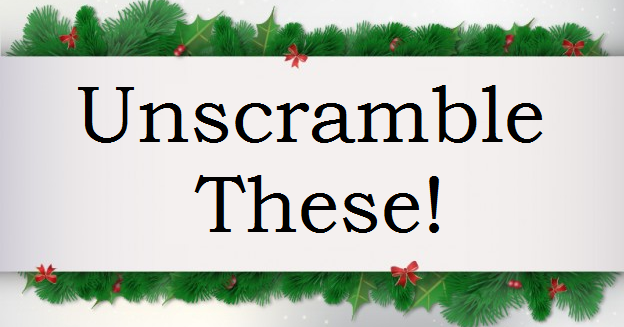 Can You Guess The Iconic Christmas Movie By An Anagram Of