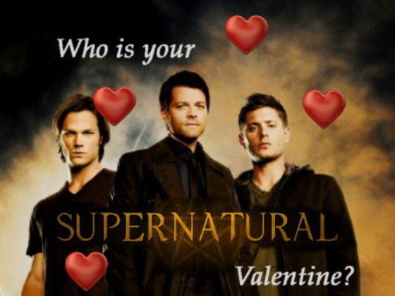 Who Is Your Supernatural Valentine?