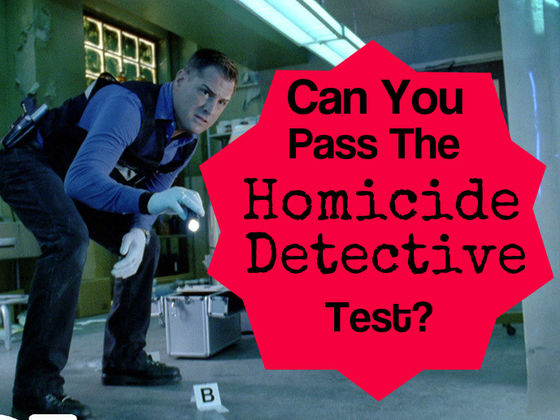 which famous serial killer are you playbuzz can you pass the homicide detective test