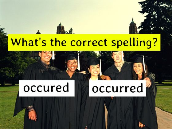 Only Americans With A PhD Can Correctly Spell These Everyday Words