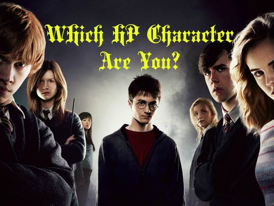 Which Harry Potter Character Are You Playbuzz