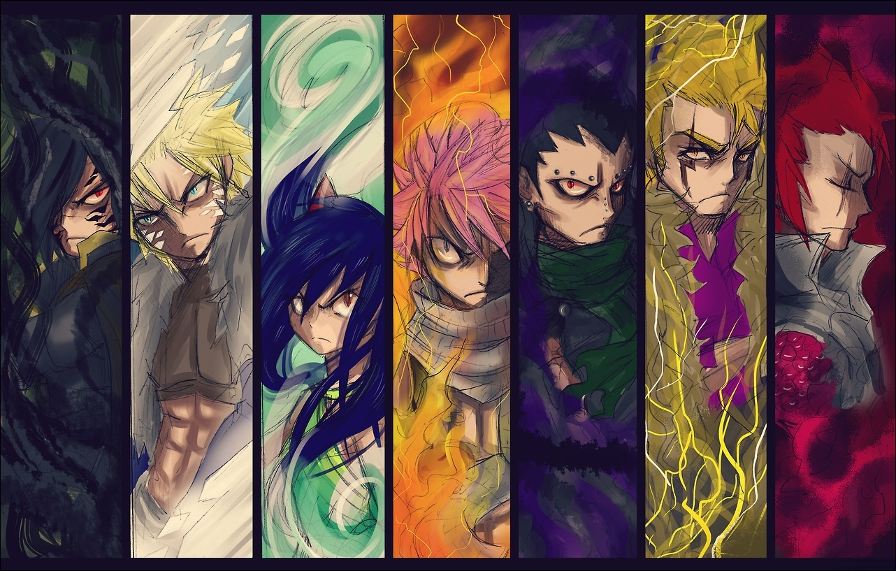 Which Dragon Slayer Are You Fairy Tail