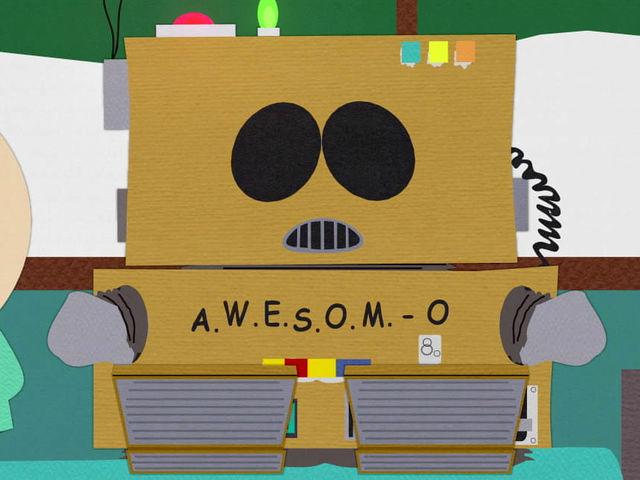 Вы как название этого робота!
