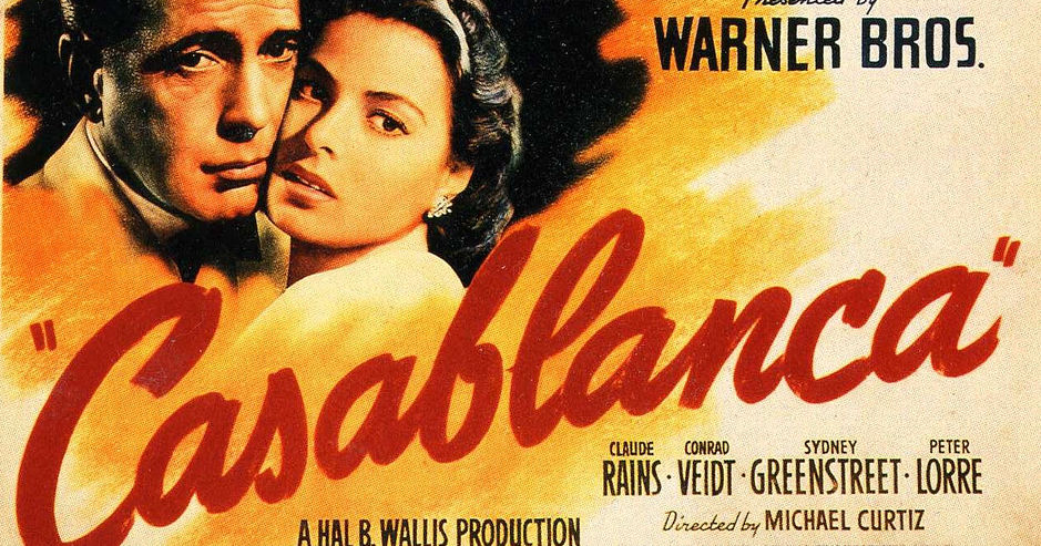 casablanca essay Need essay sample on casablanca film techniques we will write a cheap essay sample on casablanca film techniques specifically for you for only $1290/page.