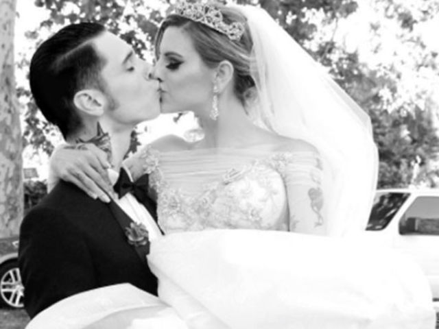 how long has andy biersack and juliet simms been dating