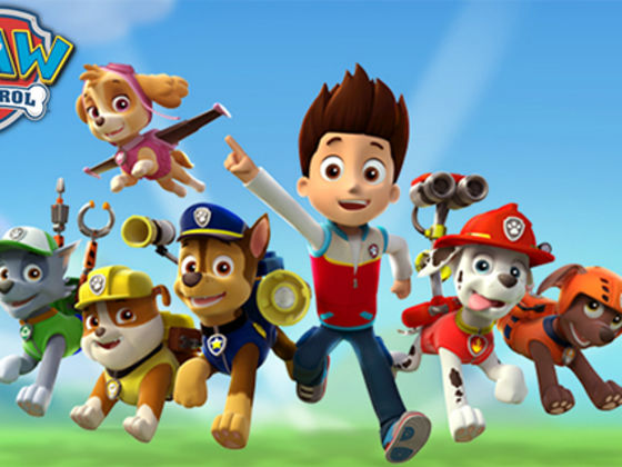 What Paw Patrol Character Are You Playbuzz