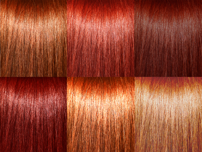natural auburn hair color chart: What does your natural hair color say about you playbuzz