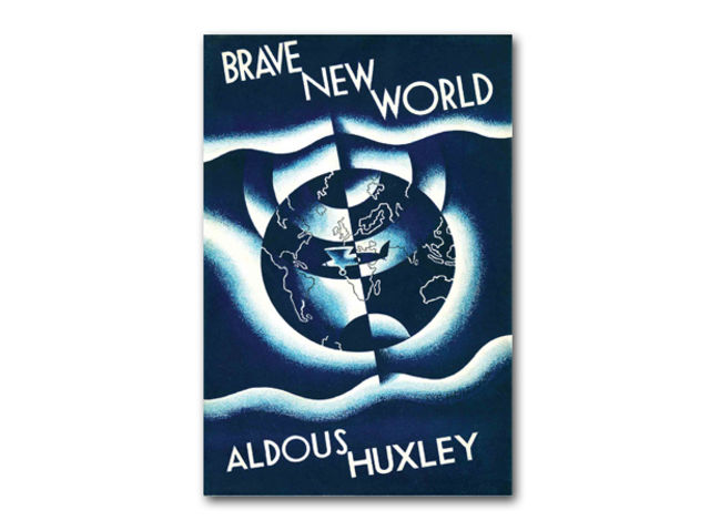 the pleasure principle in brave new world by aldous huxley and 1984 by george orwell Dystopian fable 1984 as well as huxley's brave new world in light of the scourge of the surveillance state george orwell and aldous huxley shared a.