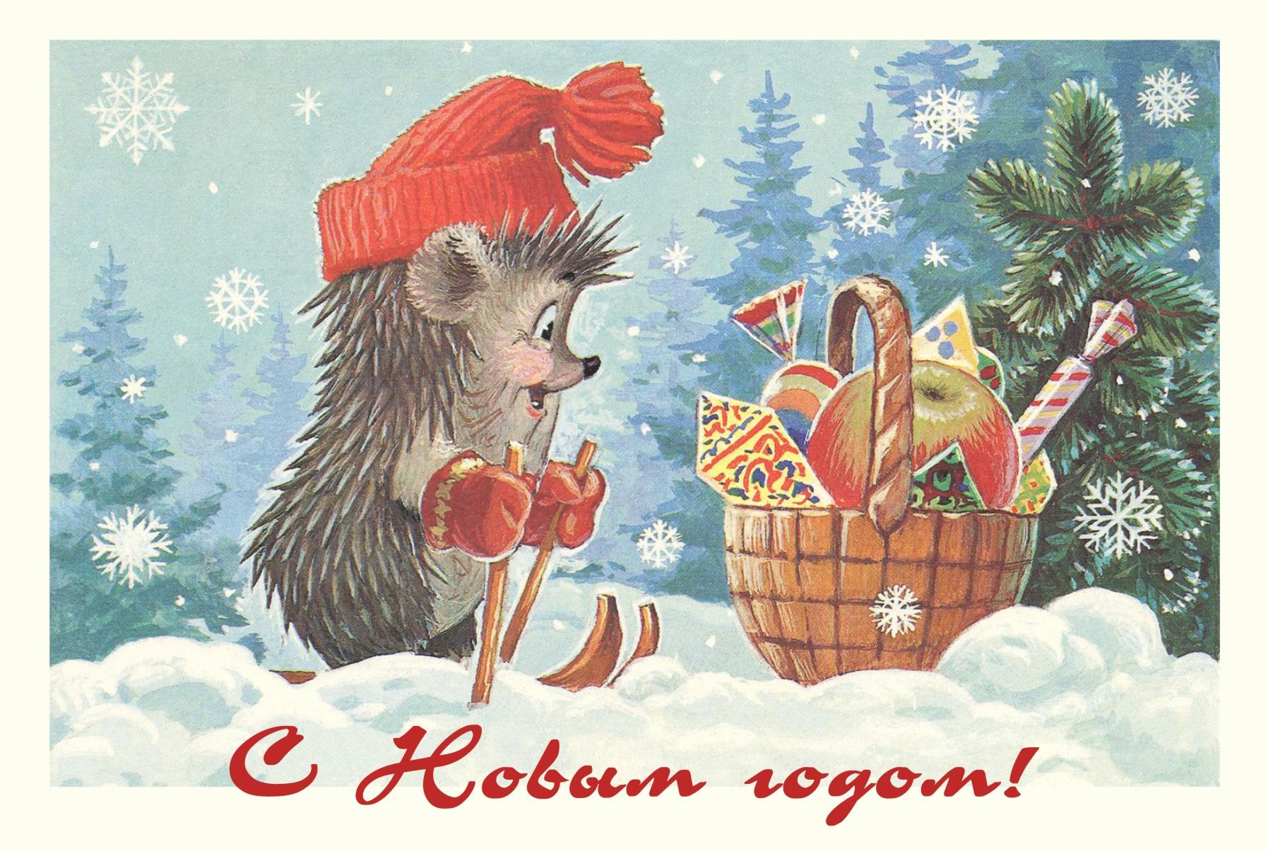 советские фото открытки