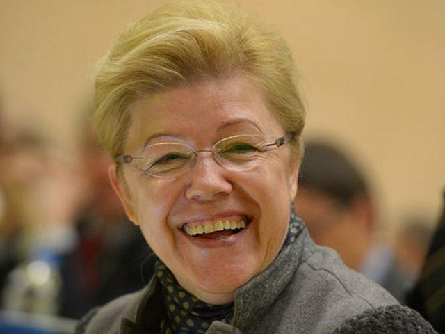Елена Борисовна вами довольна!
