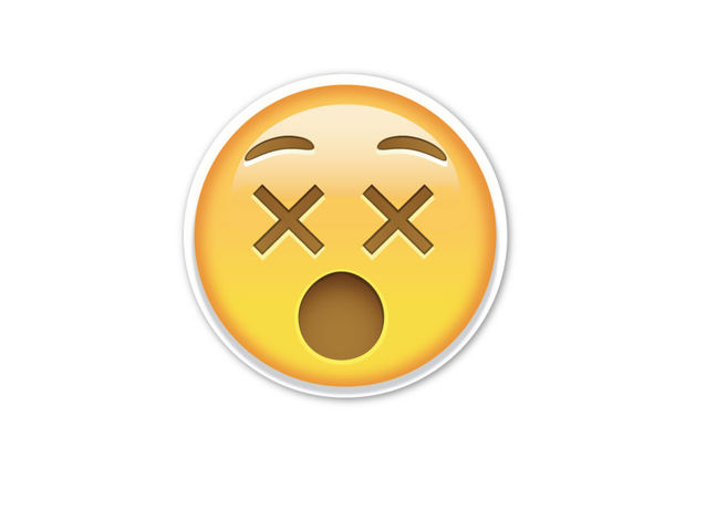 Resultado de imagem para emoji morto