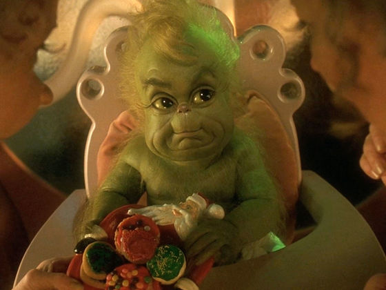 "What ""How The Grinch Stole Christmas"" Character are you ..."
