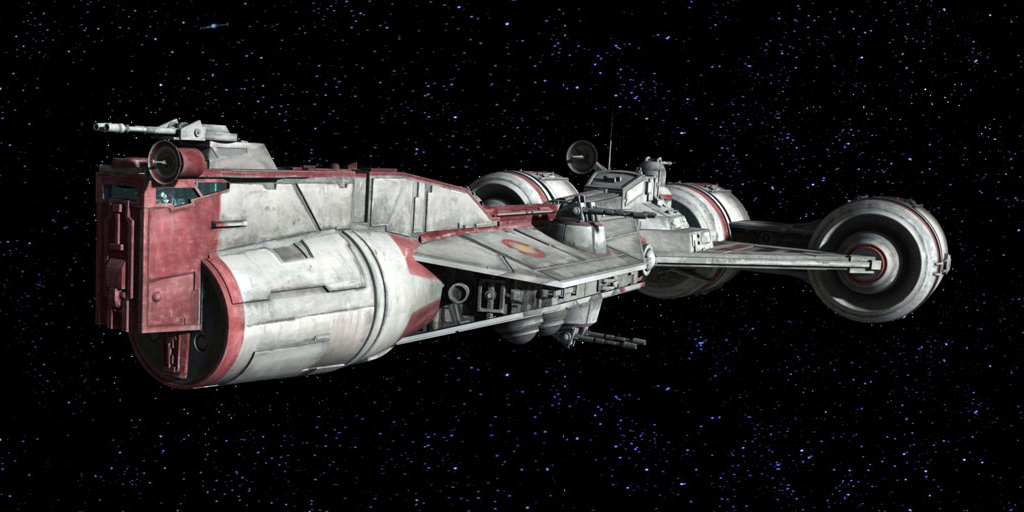 Star Wars Clone Wars Starships What Star Wars Starship of The