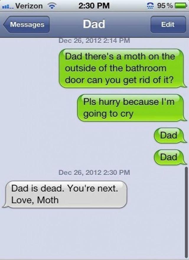 30 hilarious texts playbuzz