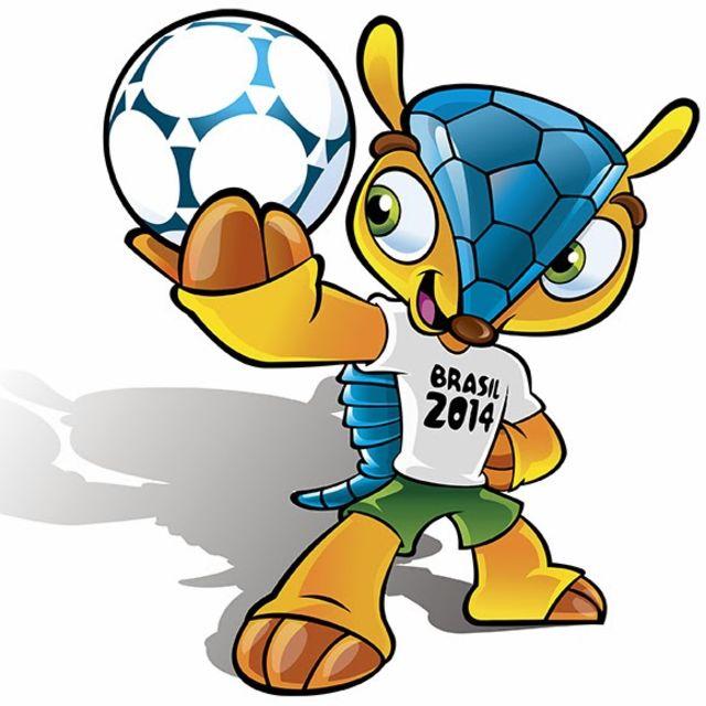 Mascote da Copa 2014