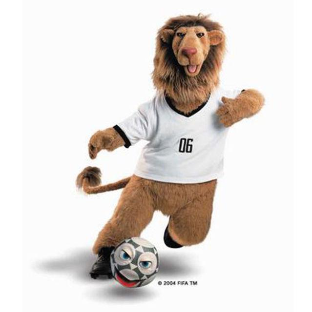 Mascote da Copa 2006