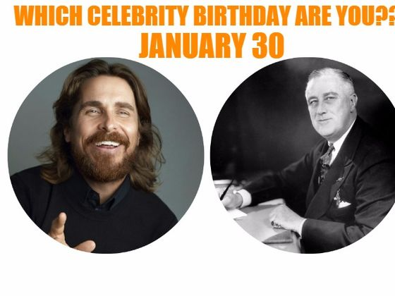 January Birthdays   Famous Birthdays