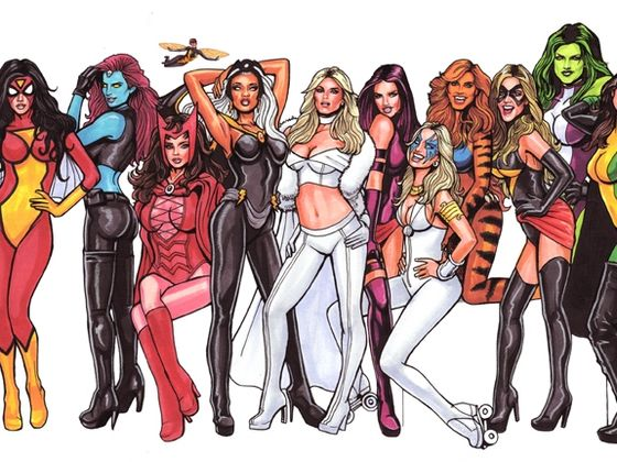 which female superhero are you playbuzz