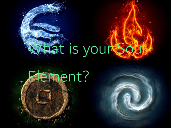 What Is Your Soul Element Playbuzz