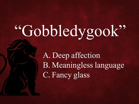 Do You Know The 21 Most Unknown Words In English?