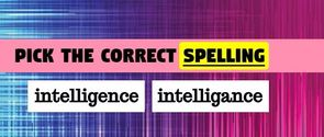 Your EQ Is Superior If You Can Spell These 44 Words