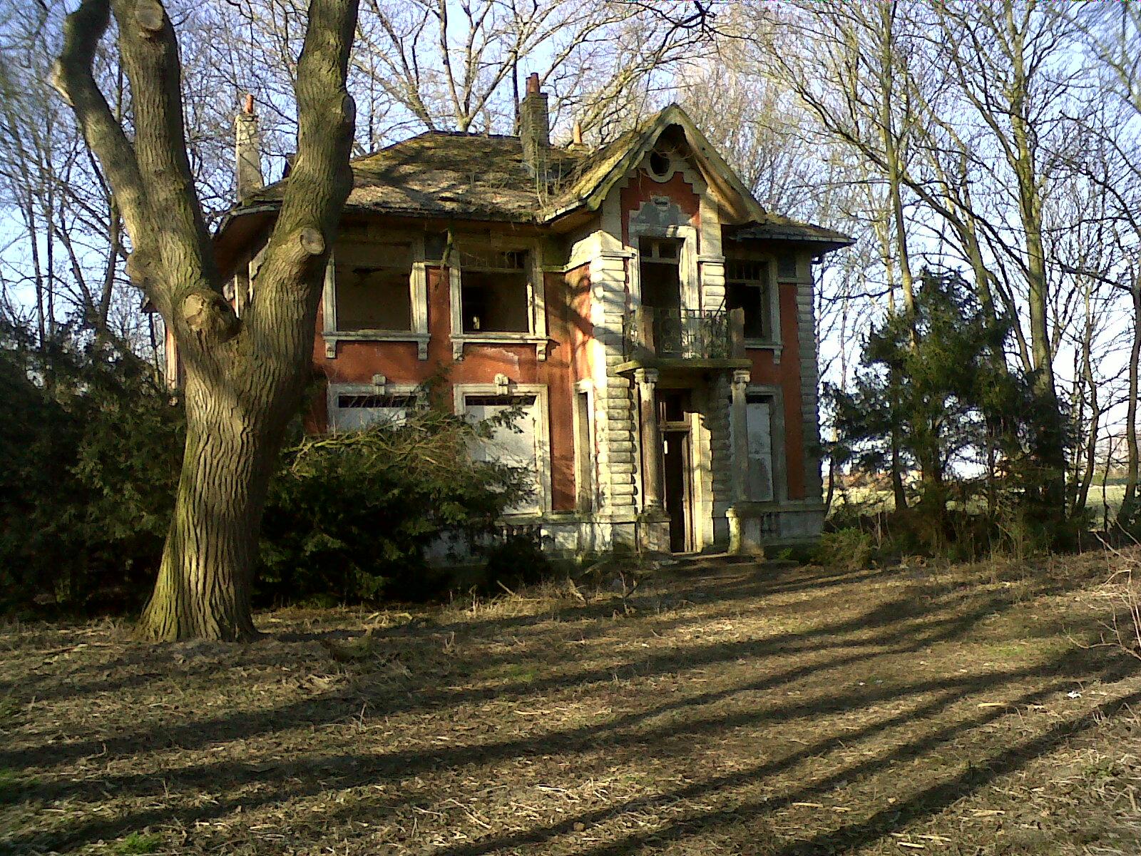 maison hantee dans le 62