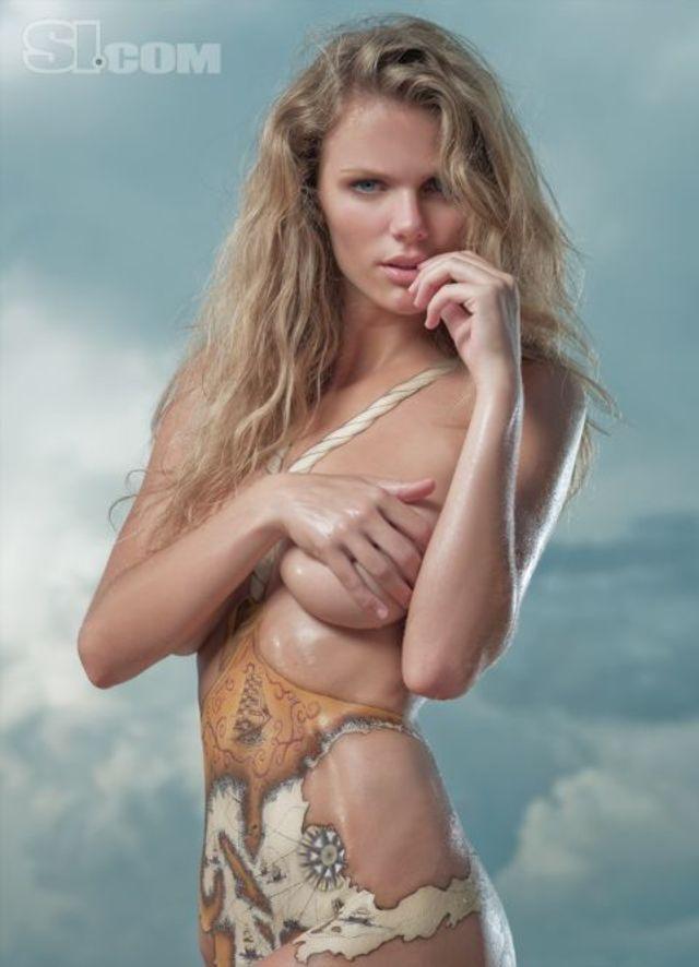 nude pics of brooklyn decker  21322