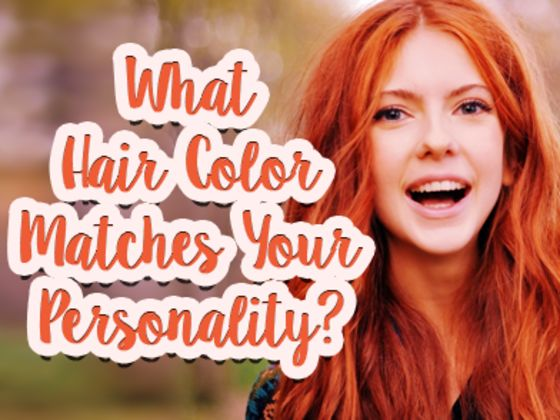 What hair color matches your personality playbuzz what hair color matches your personality sciox Gallery