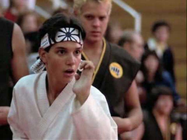 Karate Kid The Best Around Lyrics