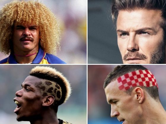 Excellent Which Soccer Hairstyle Fits Your Personality Playbuzz Short Hairstyles Gunalazisus