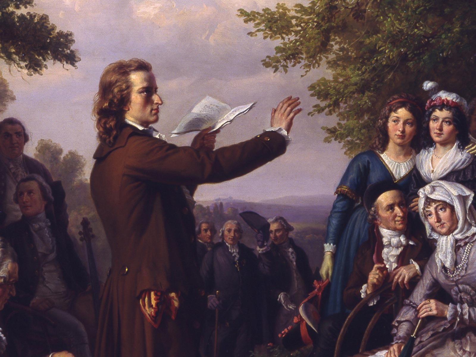 an analysis of the characteristics of the enlightenment movement in the eighteenth century europe Lesson #4 enlightenment ideas new vs old objective: for students to be able to understand the major individuals, movements, and events of both the scientific revolution and the enlightenment periods within europe.