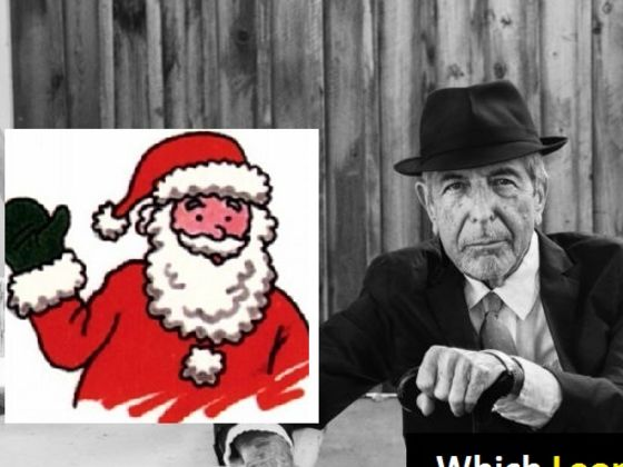 "Which Leonard Cohen ""Christmas"" Song Are You? 