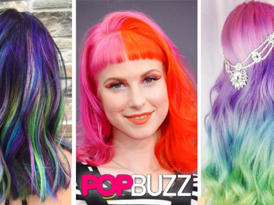 We Know What Color You Should Dye Your Hair | Playbuzz