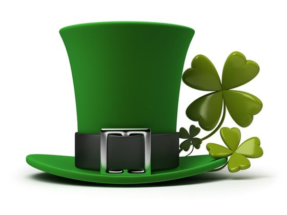 Are you Irish and proud on St. Patrick's Day?